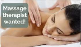 Hiring Massage therapist ( No Experience required will to train)