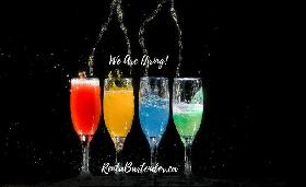 Hiring Mobile Bartenders and Mixologists!