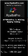 RPA & AI Training and job placement boot camp