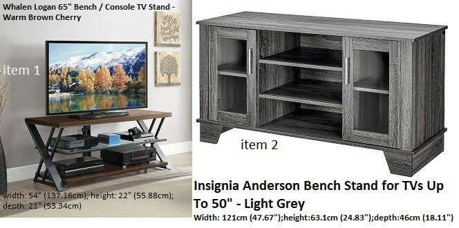 Whalen Insignia Tv Stand Tv Trolly Tv Bench Tvs Up 6550 Mississauga