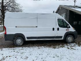 COURIER NEEDED FOR SPRINTER VAN