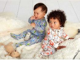 Your baby featured on my website, new Mom starting business!
