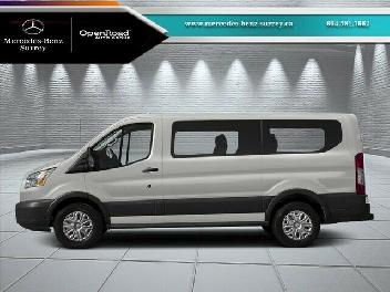 2015 Ford Transit Wagon XL - 130 WB - Low Roof - Sliding Pass.si