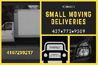Small Moving Specials! $100-$200 - Delivery Specials!