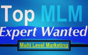 Wanted MLM EXPERT HEALTH AND WELLNESS