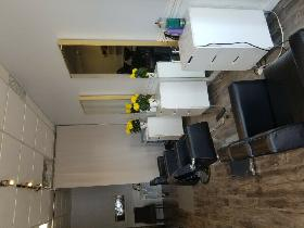 Chair  for  rent  for  hair stylists  and  esthetician