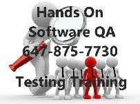QA SOFTWARE TESTING TRAINING