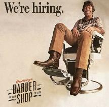 EAST END  BARBERS NEEDED!