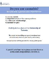 Paid Study on Cannabis Use and Emotions