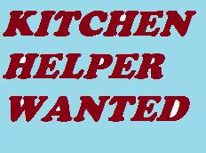 Kitchen helper wanted - Indian/Pakistani restaurant - Scarborogh