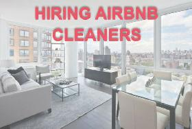 URGENT! HIRING CLEANERS DOWNTOWN TORONTO