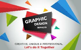 Graphic Designs in budget! logo design, website and much more...
