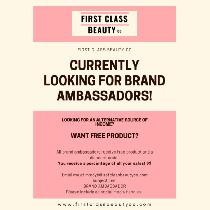 Looking for Brand Ambassadors and Influencers