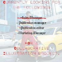 Looking for aspiring professionals in the following positions!