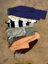 Womans clothing lot size small