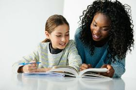 Baby Sitter to help with Grade 2 Student - Cash Job