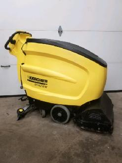 KARCHER BR55/60W FLOOR SCRUBBER CLEANER