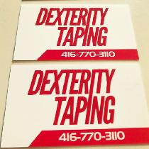 DRYWALL TAPING & DUSTLESS POPCORN CEILING REMOVAL