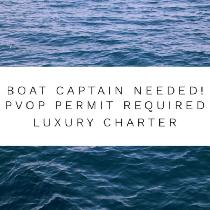 PVOP BOAT CAPTAIN NEEDED!