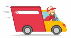 Driver for Pick-up and Delivery service