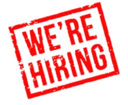 Hiring full time and part time customer service team member