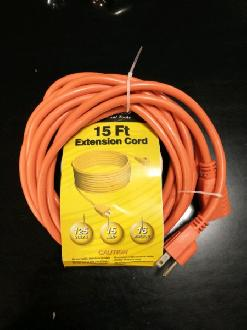 Extension cord 15 FT brand new