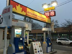 Gas station attendant needed