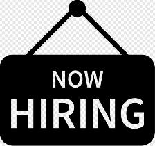 Hiring for the sales position