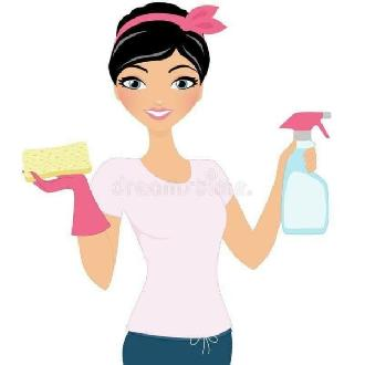European Cleaning lady in Scarborough!Call,text me :416-805-1679
