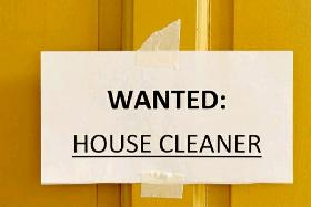 Cleaner Needed For downtown apartment on Oct 1st($15/Hour Cash)