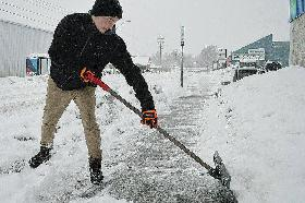 Hiring For Snow Clearing Team - Casual Work, Make Up To $28/hr!