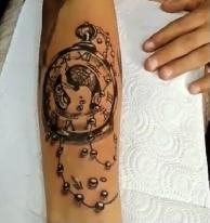 55cm Tattoos just for 100$