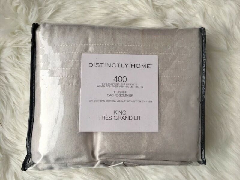 King Size Bed Skirt Cache Sommier Trs Grand Lit Laval North Shore