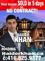 SOLD IN 5 DAYS OR NO CONTRACT