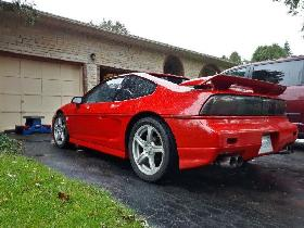 Rare '87 Fiero GT with Supercharged 3.8L