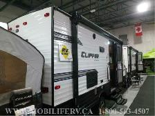 2018 COACHMEN CLIPPER 17FQS TRAILER FOR SALEMINIVAN/SUV TOWABLE