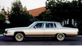 Wanted a Cadillac Brougham