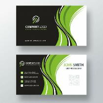 I will design professional business cards within 24 hours
