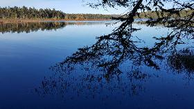 100 Ac Vacant Waterfront Lot 2 Private Lakes On it