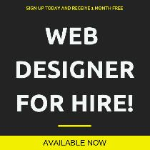 Looking for the best WEB DESIGN Service starting from $59/M