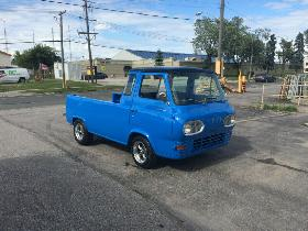 1965 FORD E100 PICK UP