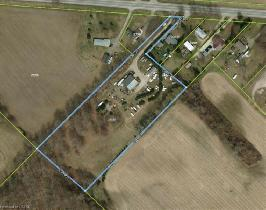 23337 Adelaide Road - Land & Buildings with Services - For Sale
