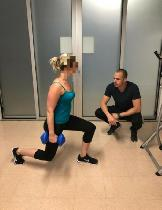 Experienced Personal Trainer ($320/month - 2 days per week)