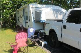2005 Rockwood Roo 25BH travel trailer