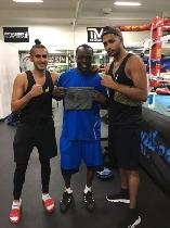 Top rank boxer as your trainer! MAYWEATHER AFFILIATED
