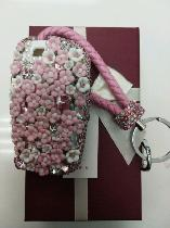 Best Valentine Gift Ceramics Key cover crystal Key cover