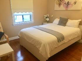 BRIGHT, NICE ROOM FOR WEEKLY RENTAL
