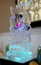 Wedding ICE Carving $ 199 up-to