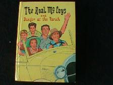 Vintage 'The Real McCoys- and Danger at the Ranch' Book- 1961