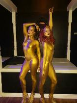 Body Painter in Toronto Body Painting Makeup
